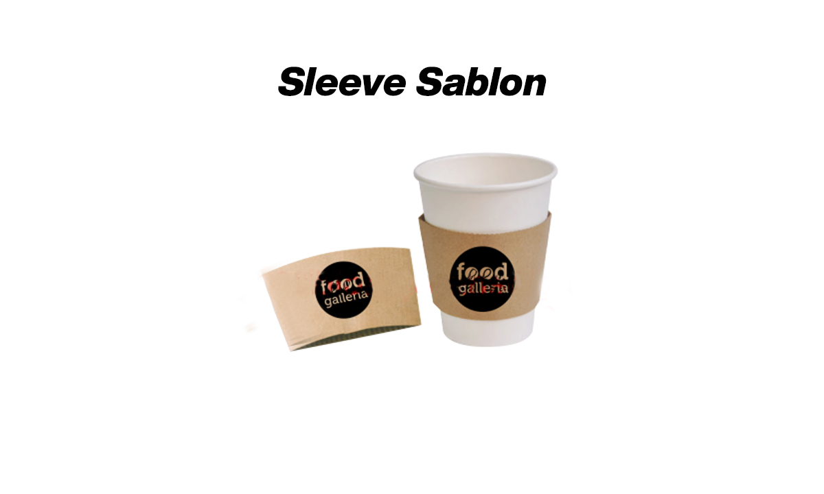 Sleeve Cup